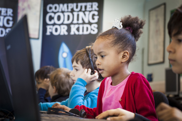 Surrey Mummy Spark4kids Computer Coding Courses For Children In