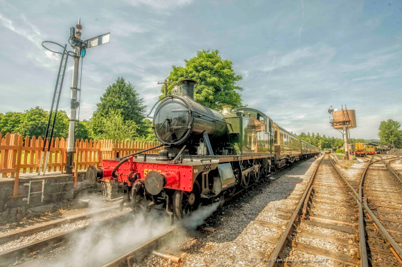 Full steam ahead as the Watercress Line welcomes back its four-day Spring Steam Gala