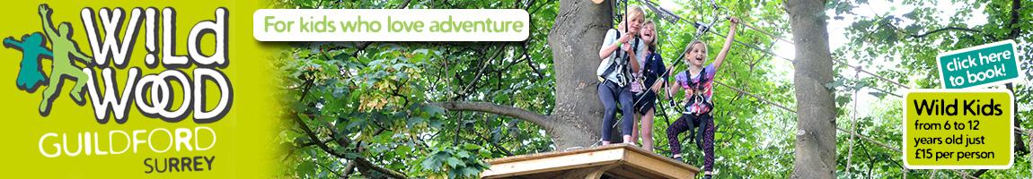 Wild Wood Adventure
