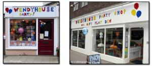 WendyHouse Party Shop & Softplay Den - West Byfleet