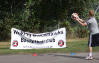 Woking Blackhawks Junior Basketball Club