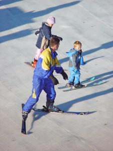 Bracknell Ski Slope and Ice Rink