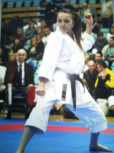 Little Warriors at Woking Karate Club