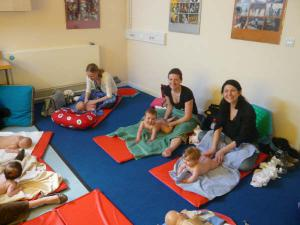 Boxgrove Sure Start Yoga