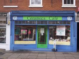 Ceramics Cafe Party - Farnham