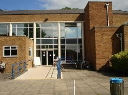 Camberley Library