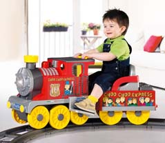 Party Train & Soft Play Hire