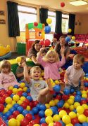 Jumping Jelly Beans Soft Play Party