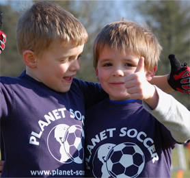 Planet Soccer Holiday Courses