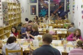 Crafty Cafe Party