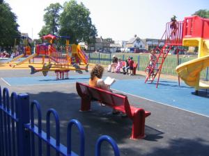 Kingston Road Recreation Ground