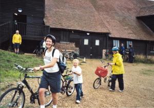 Puttenham Camping Barn Party