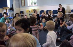 Knaphill Baptist Parent And Toddlers