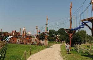 Hobbledown Farm And Adventure Park