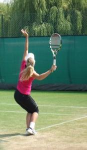 Pin Point Tennis Team - Thursdays