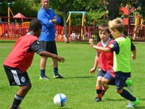 Kiko Soccer School Reigate