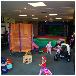 Busy Bees Softplay Party