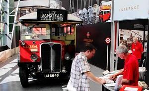 London Bus Museum