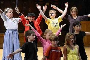 Mini Molesey Theatre Club