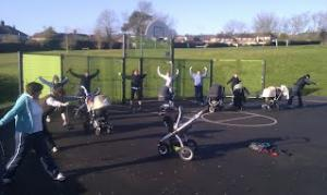 Birth & Beyond Buggy Fitness - Reigate