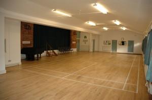Peaslake Memorial Hall