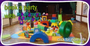 Madhatter's Softplay and Disco Party Hire