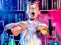 Genie Lab Kid's Science Parties